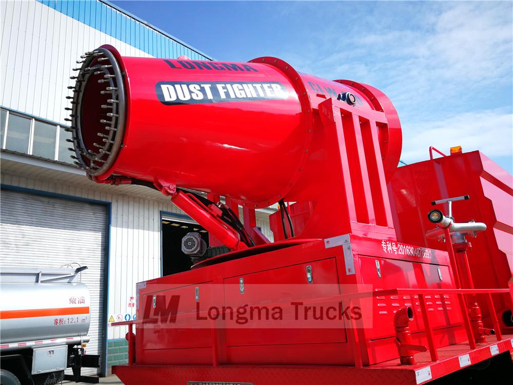 CLW 120 canhão de névoa