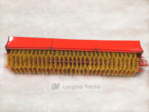 2m snow broom