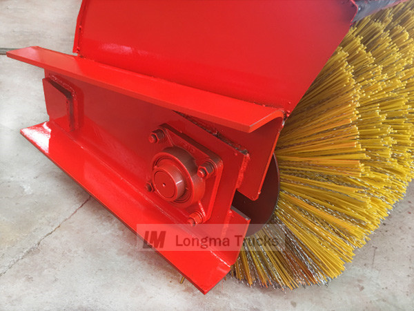 CLW snow broom