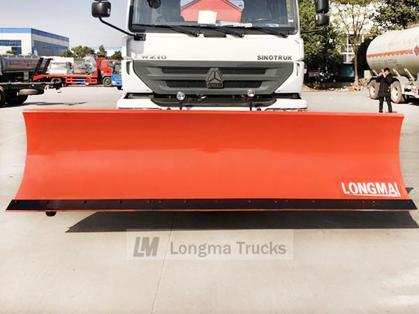 3.6m longma snow shovel