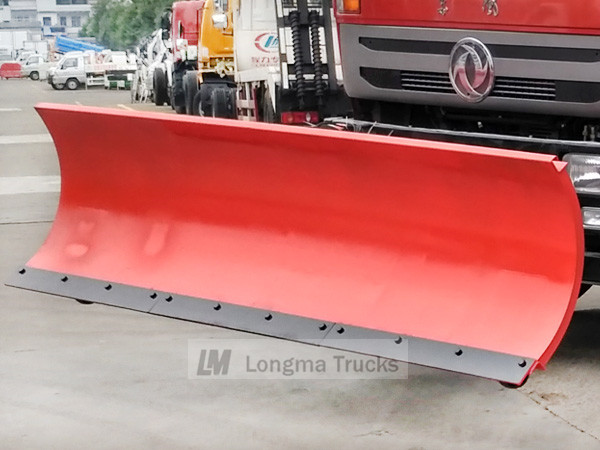 china snow removal plow
