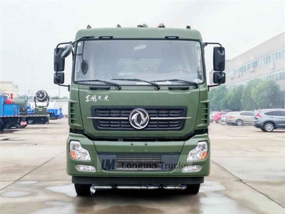 polvo Chengli camión supresión