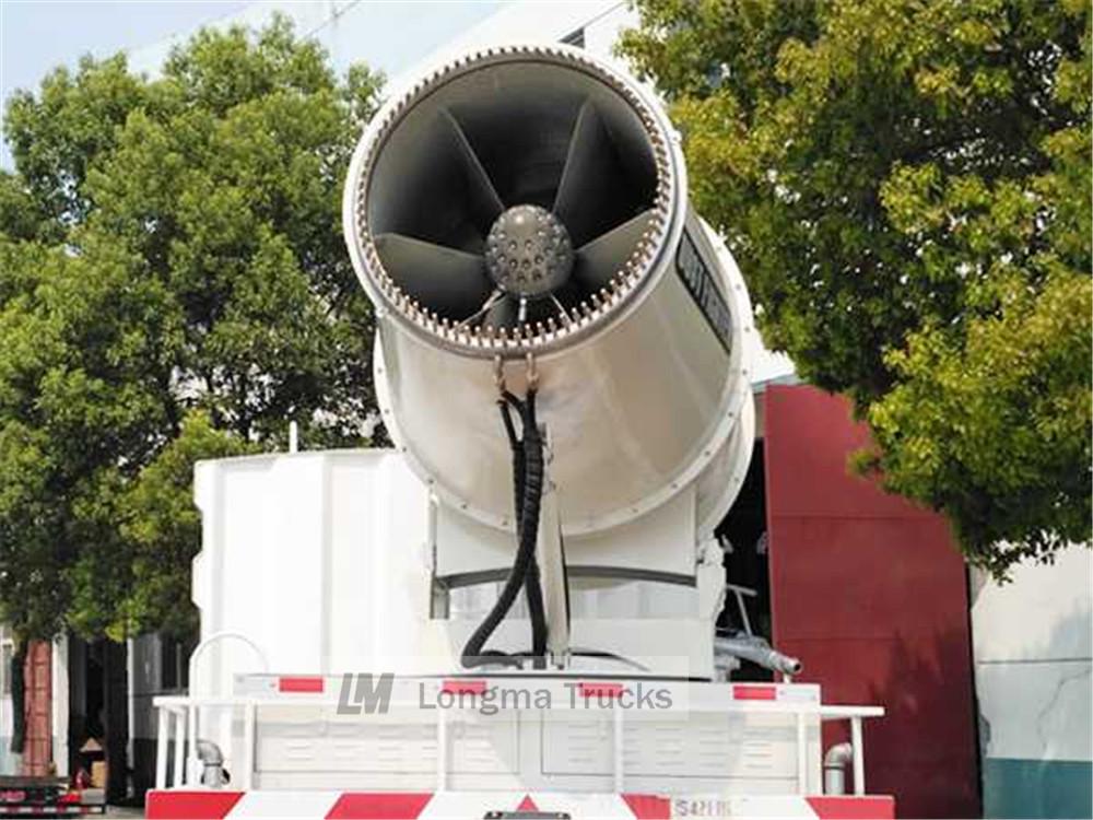 80米喷水雾炮