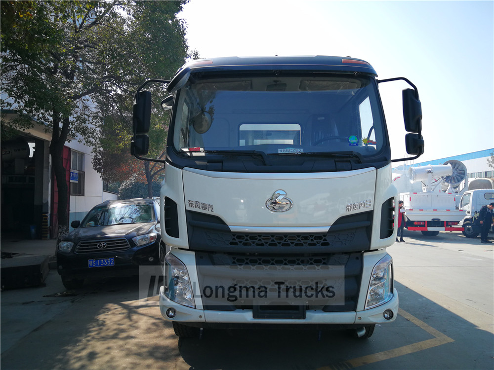 Dongfeng Liuzhou Motor multifuncional vehículo y paoche niebla polvo