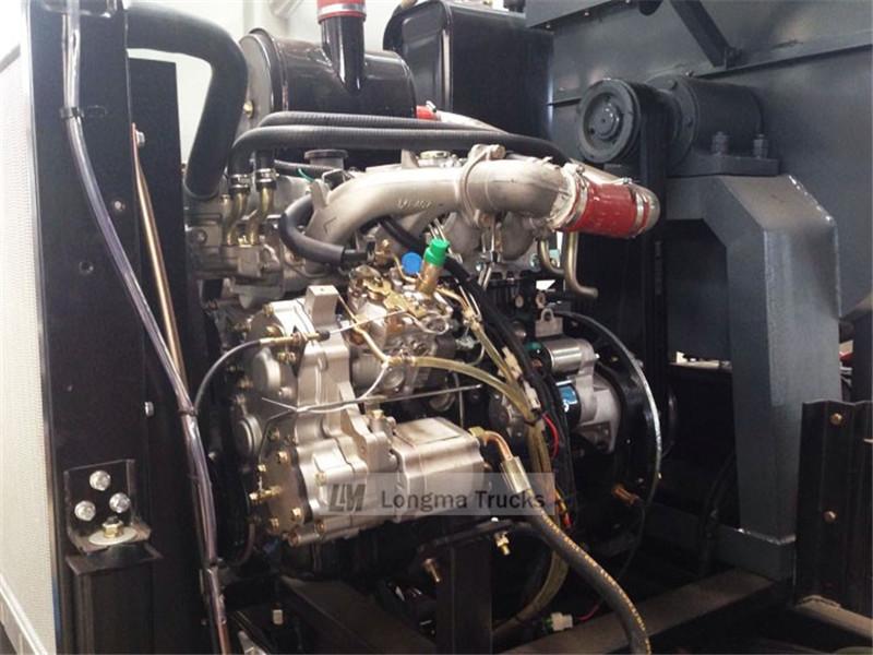 jiangxi isuzu 57Kw engine