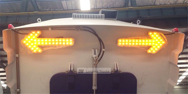 LED Arrow Warning Light