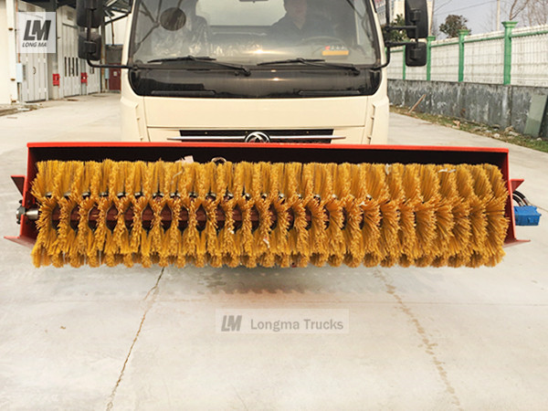 longma snow broom 2500
