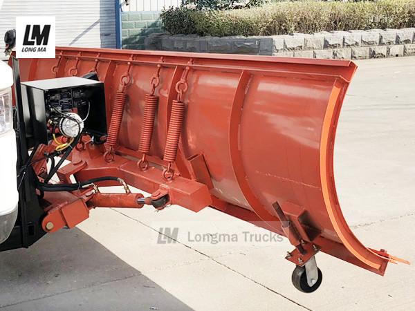 longma snow plow lm-xc-2800