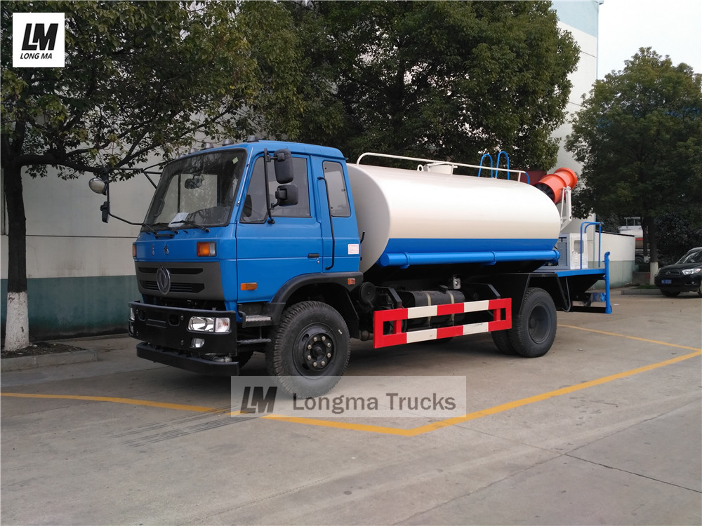 classical china dongfeng water bowser factory
