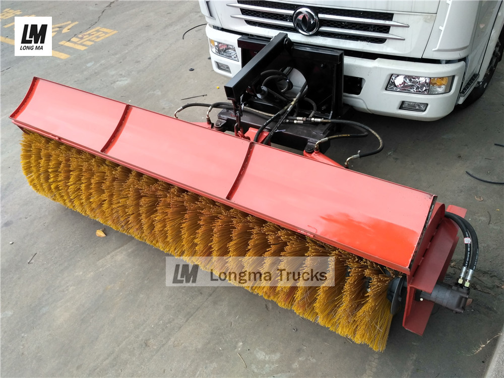 LM-GS-2500 snow broom