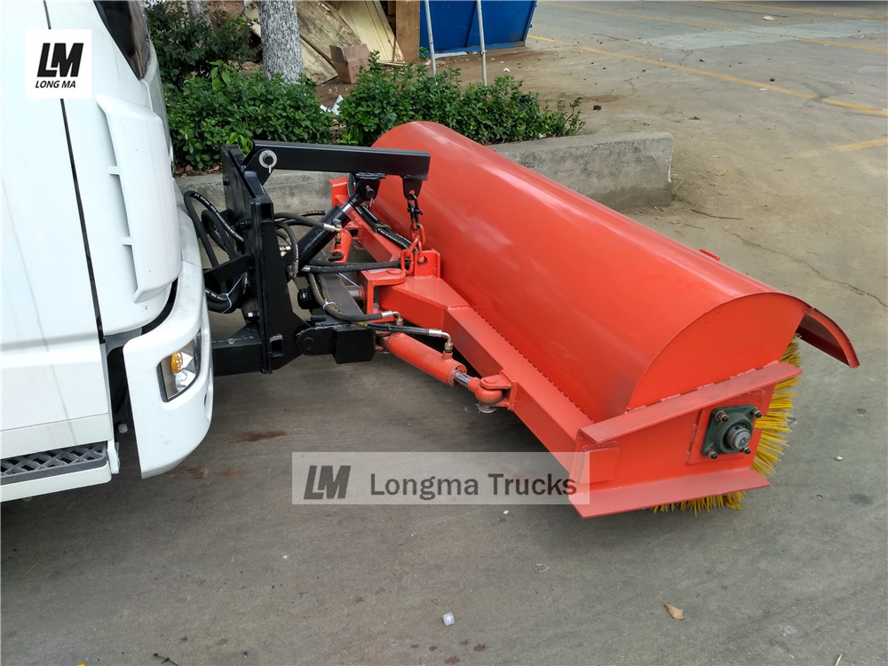 LM-GS-2500 road broom