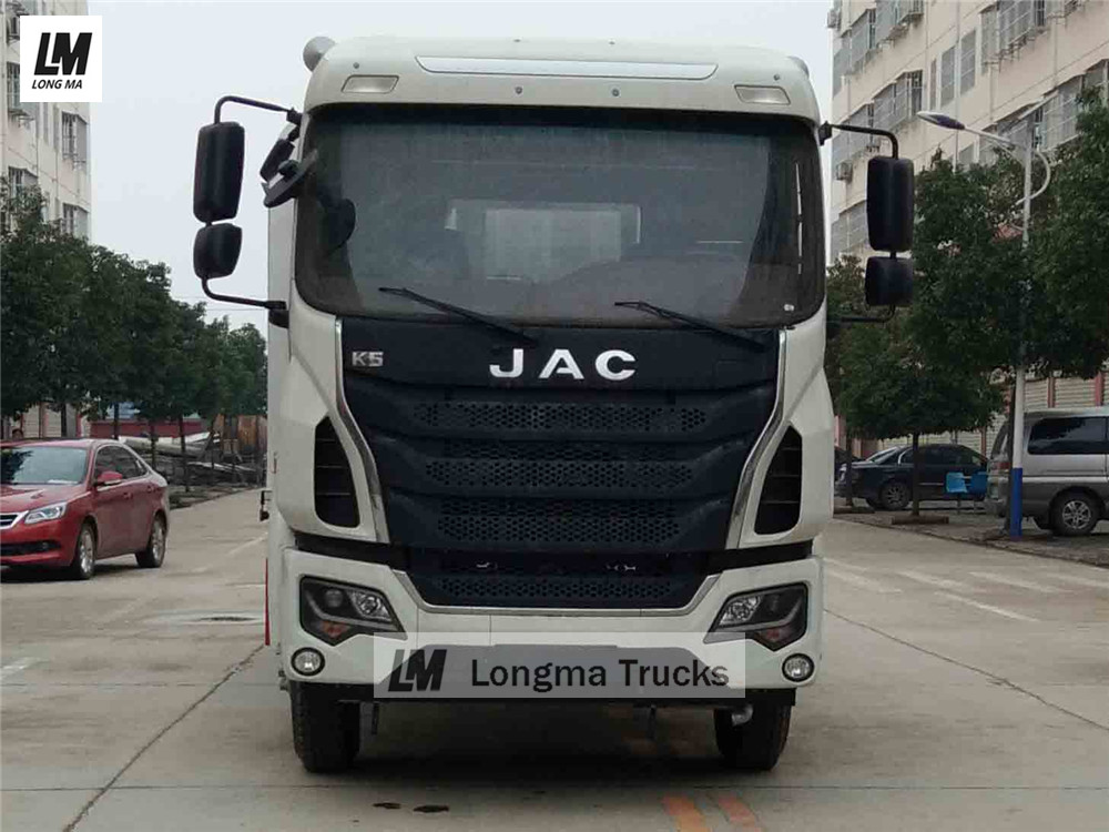 JAC 7cbm dust suppression truck