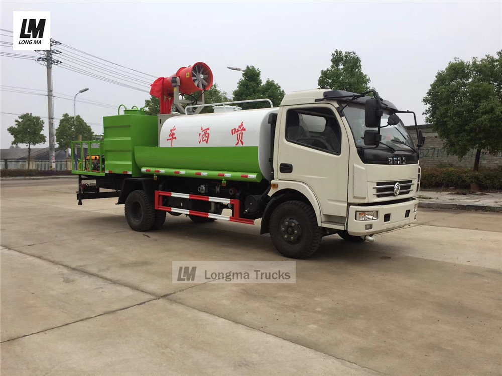 dongfeng pesticide spraying vehicle for export