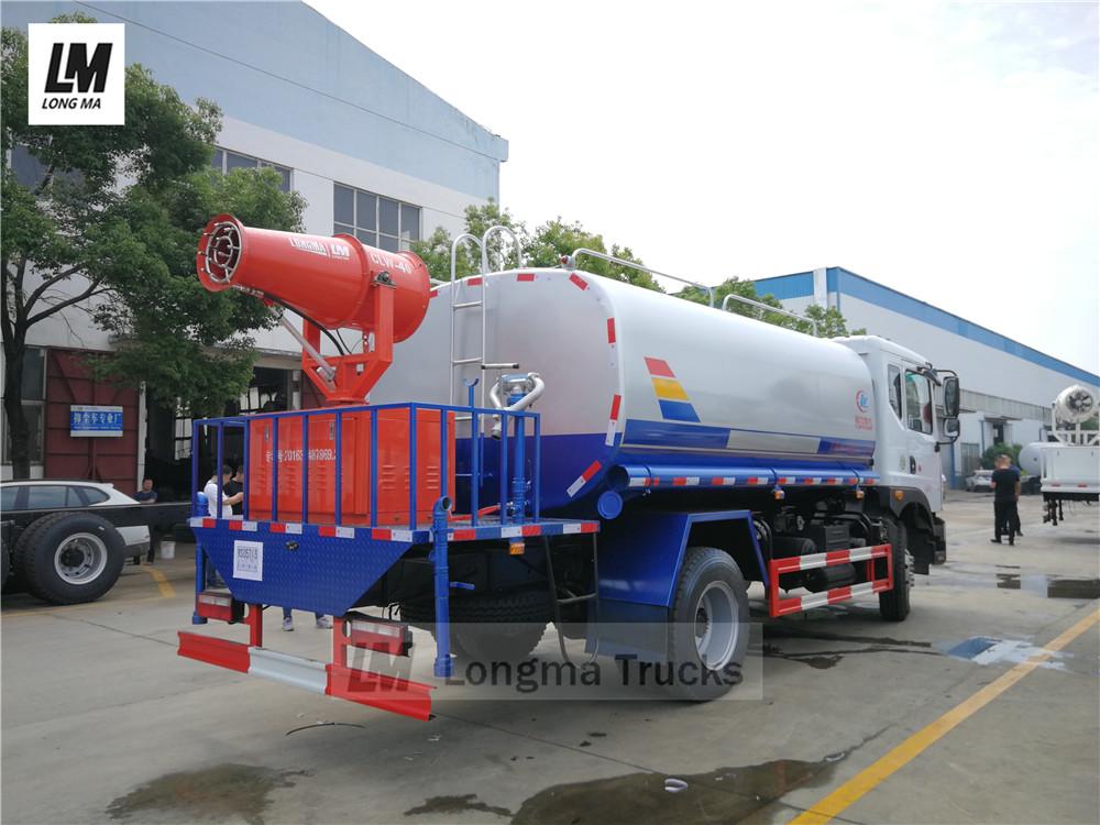 clw-40 Nebelkanone auf Dongfeng 12000 Liter Sprühwasser LKW