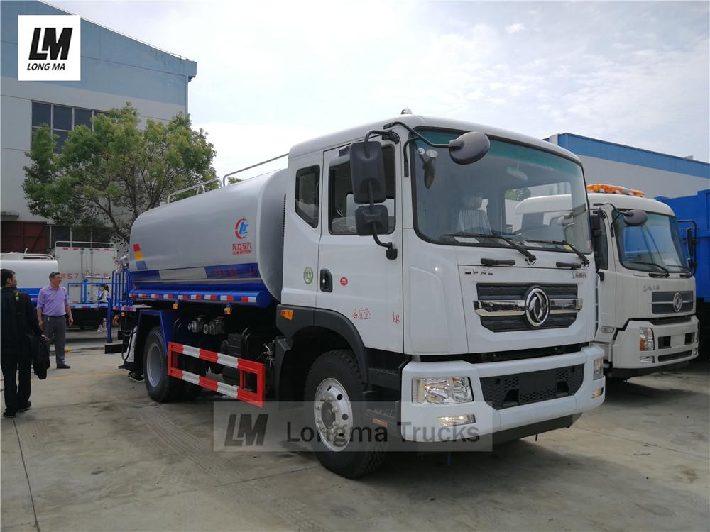 Dongfeng DFAC 12000 liters water spraying truck