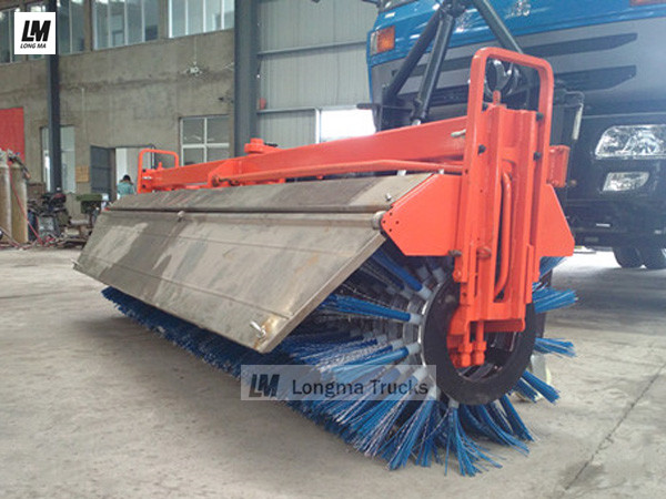 China longma 3 meters snow broom