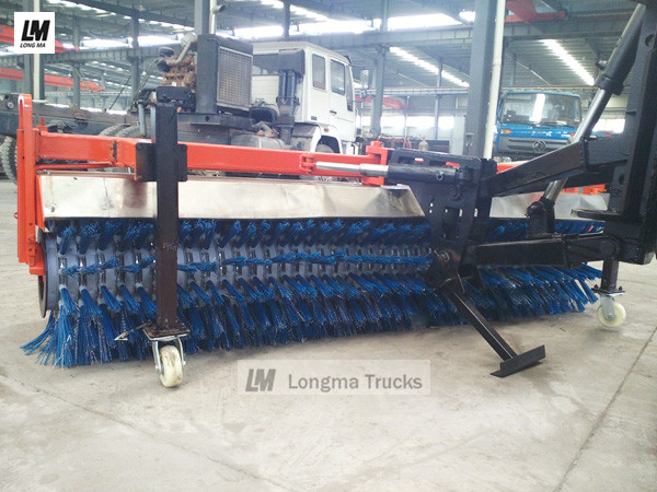 China 3 m snow broom
