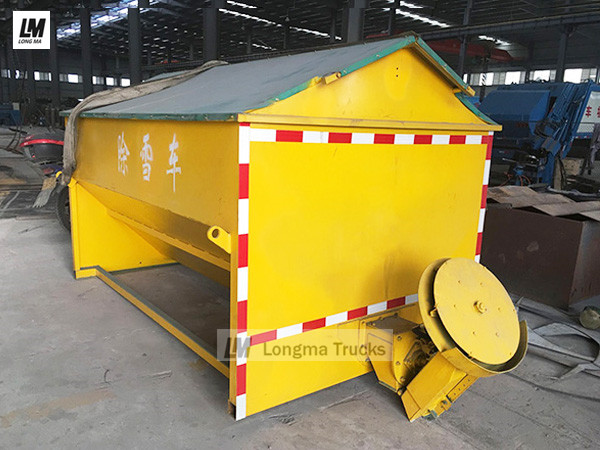 China snow melting agent spreader