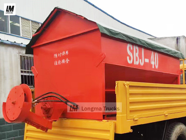 longma snow melting agent spreader
