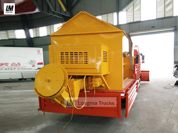 snow melting agent spreader factory