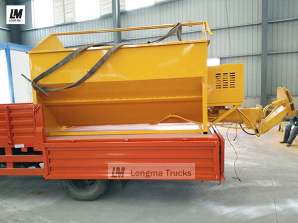 snow melting agent spreader manufacturer