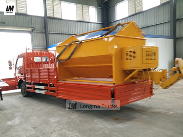 snow melting agent spreader supplier