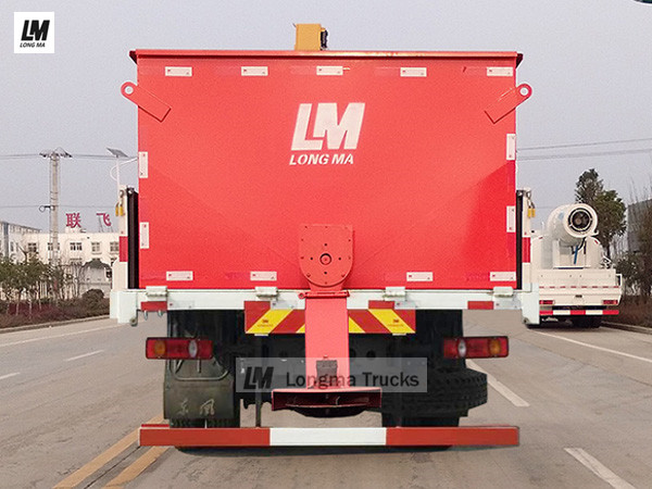 LM-SBJ-7000 snow melting agent spreader