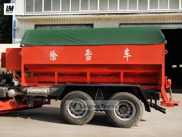 8000 liters spreader