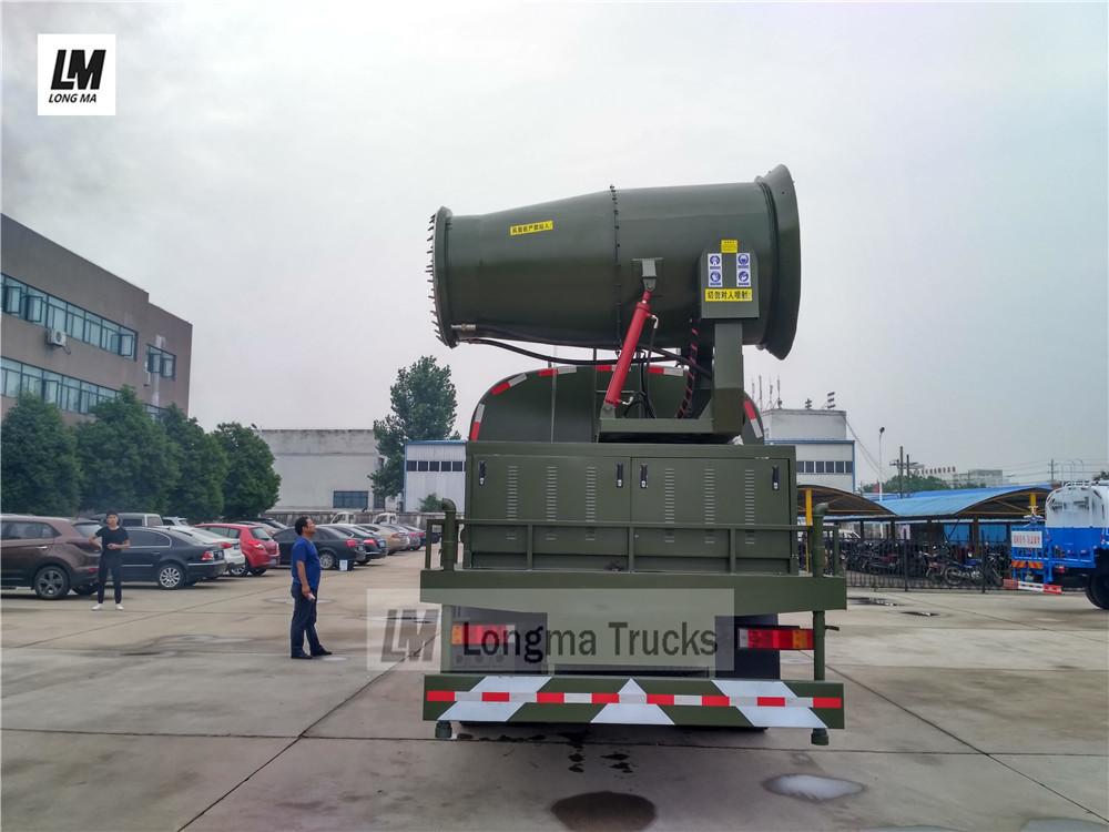 شاحنة قمع الغبار tianlong