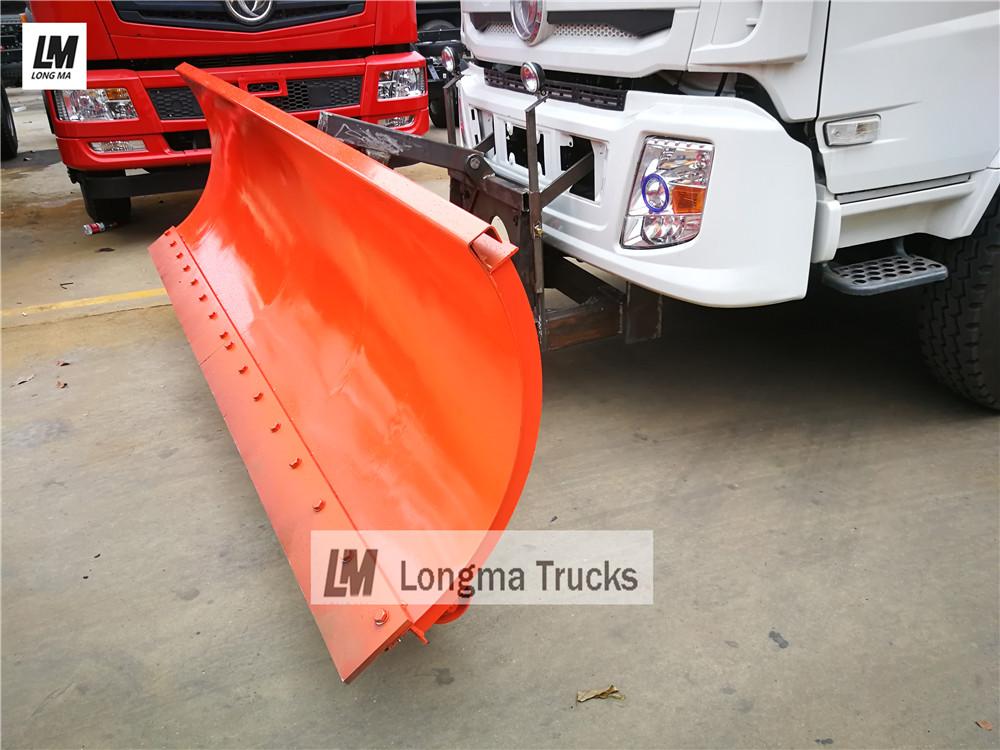 3 метров снегоочиститель на снегу удалить грузовик