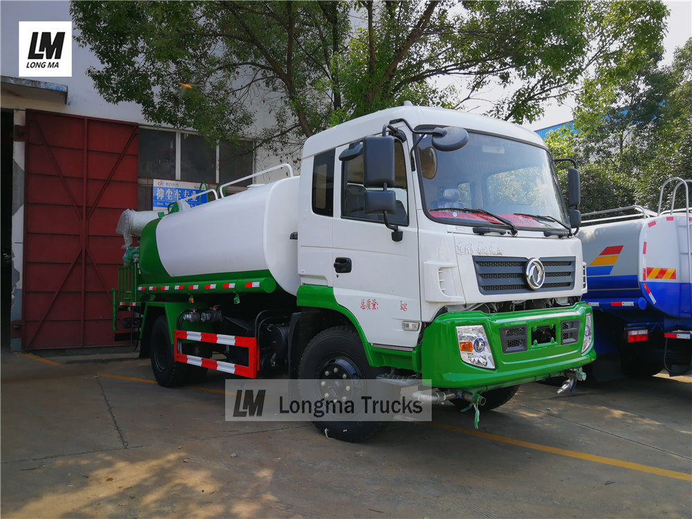 Dongfeng pesticide spraying truck