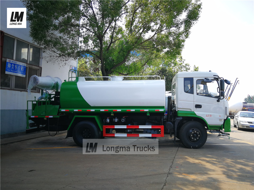 Dongfeng big pesticide spraying truck