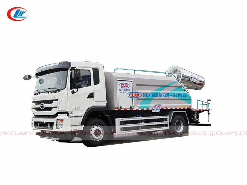 BYD T8 Pesticide spraying Truck