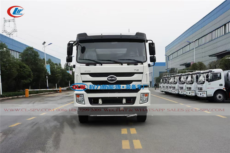 BYD T8 Disinfection Truck