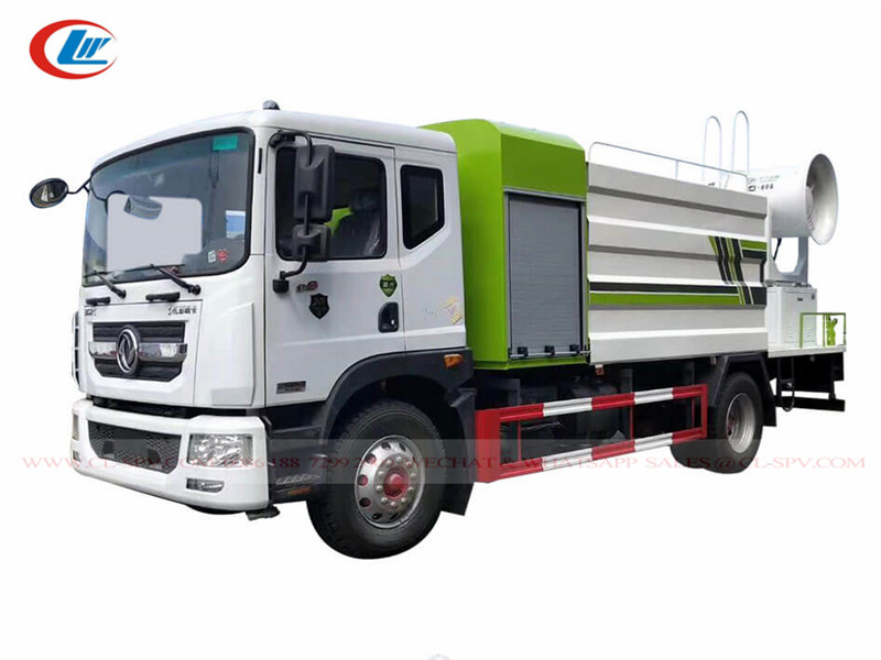 Dongfeng D9 disinfection truck