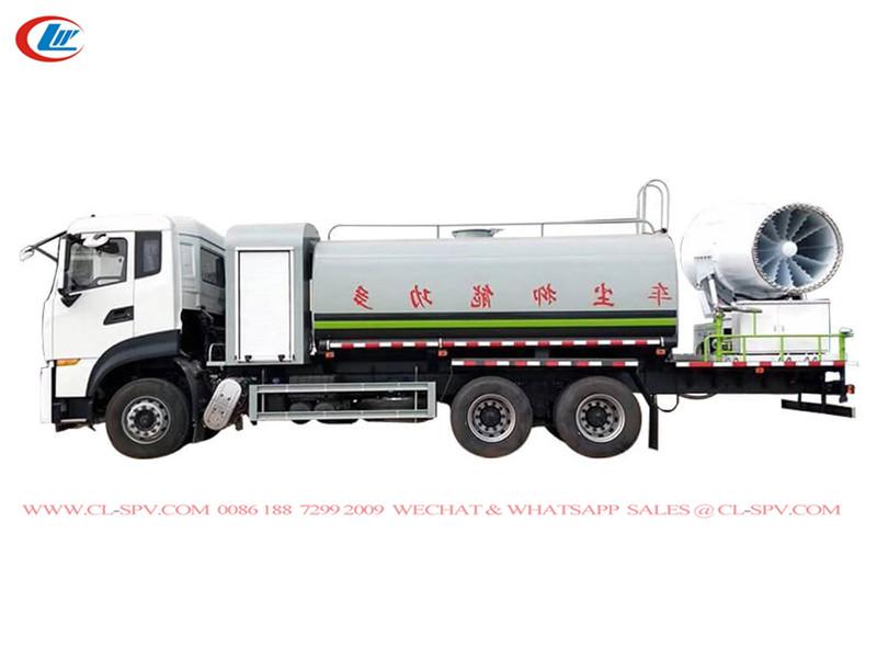 شاحنة تطهير Dongfeng KL