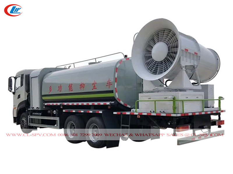 Dongfeng KL pesticide spraying truck