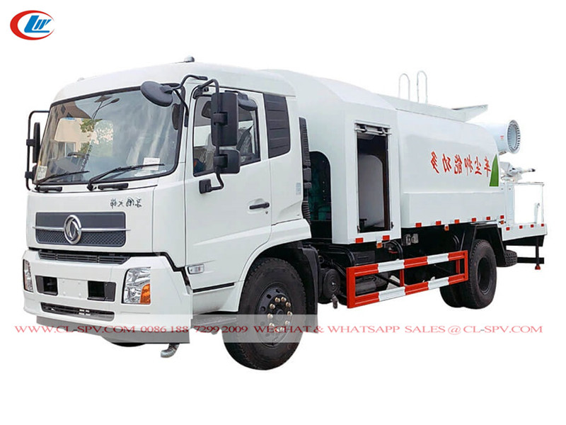 Dongfeng Kingrun pesticide spraying truck