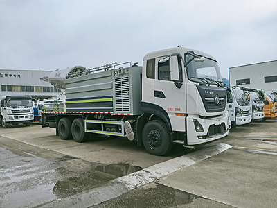 Dongfeng Tianlong 120m Fog Cannon Truck