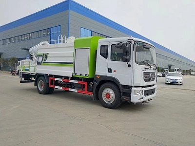 China Dongfeng Fog Cannon Truck with 12 Tons tank